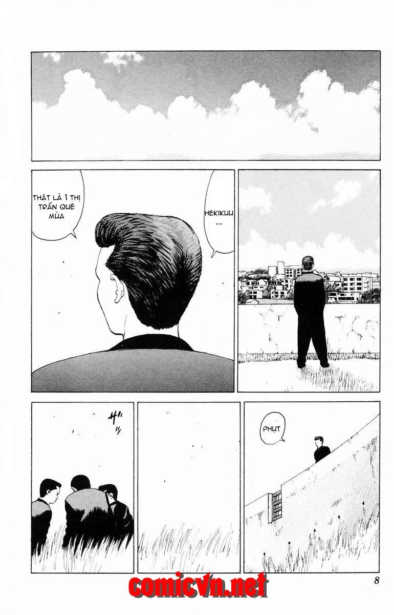Angel Densetsu chap 22 - Trang 4