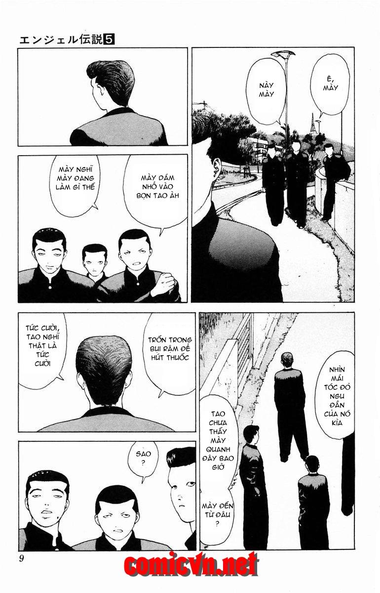 Angel Densetsu chap 22 - Trang 5