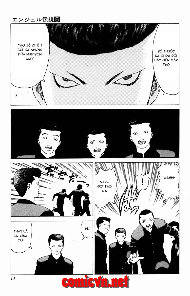 Angel Densetsu chap 22 - Trang 7