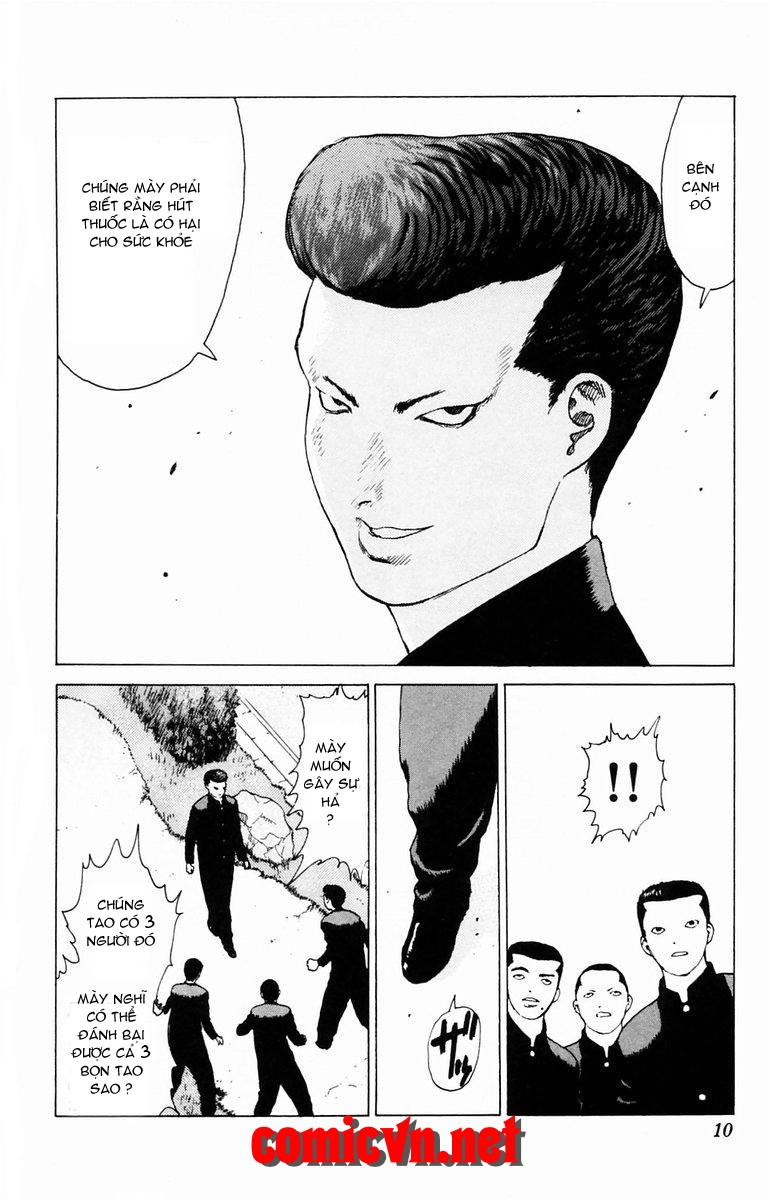 Angel Densetsu chap 22 - Trang 6
