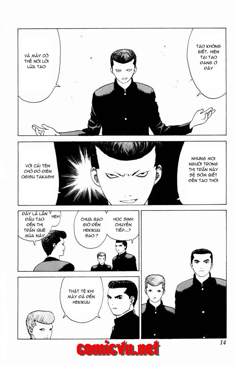 Angel Densetsu chap 22 - Trang 10