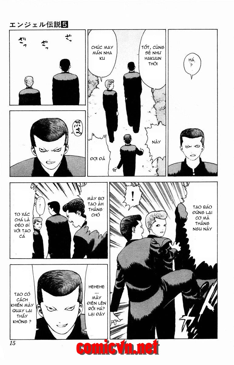Angel Densetsu chap 22 - Trang 11