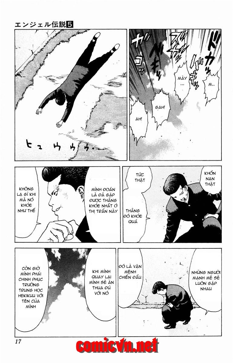 Angel Densetsu chap 22 - Trang 13