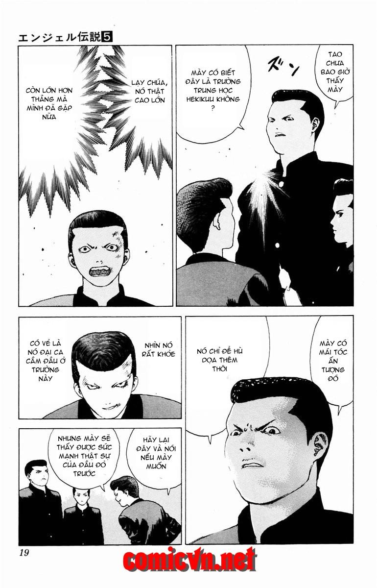 Angel Densetsu chap 22 - Trang 15