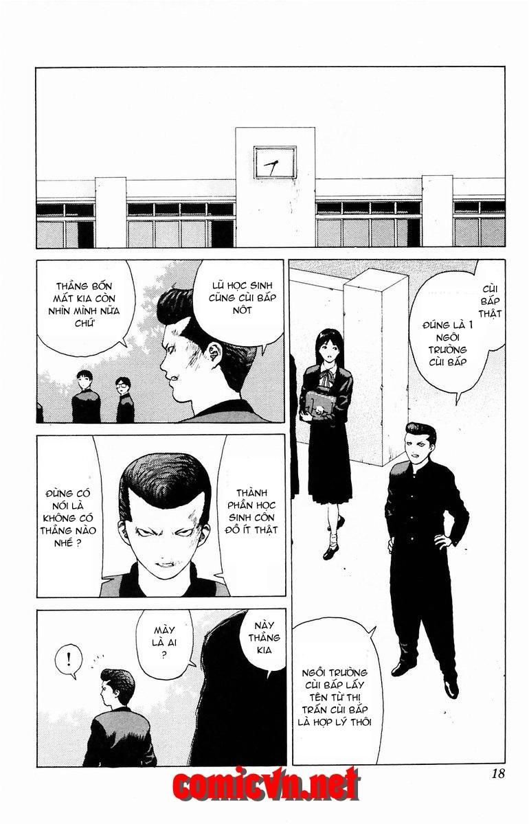 Angel Densetsu chap 22 - Trang 14