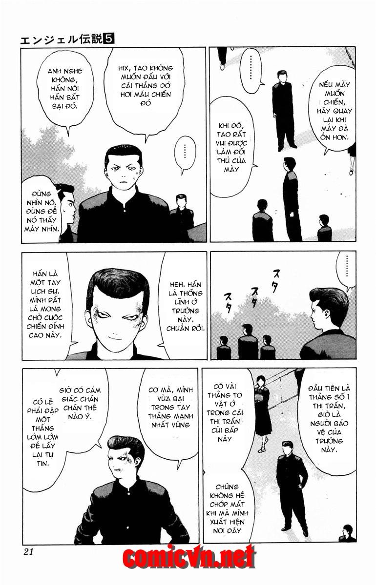 Angel Densetsu chap 22 - Trang 17