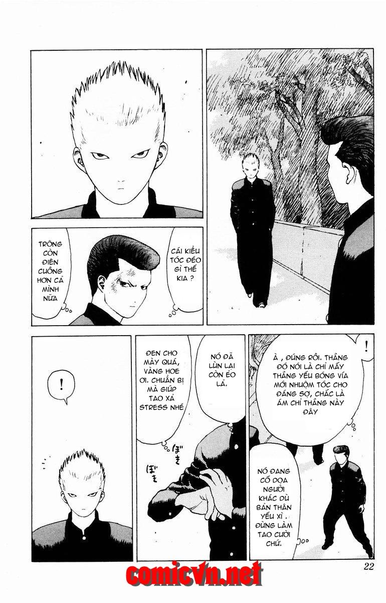 Angel Densetsu chap 22 - Trang 18