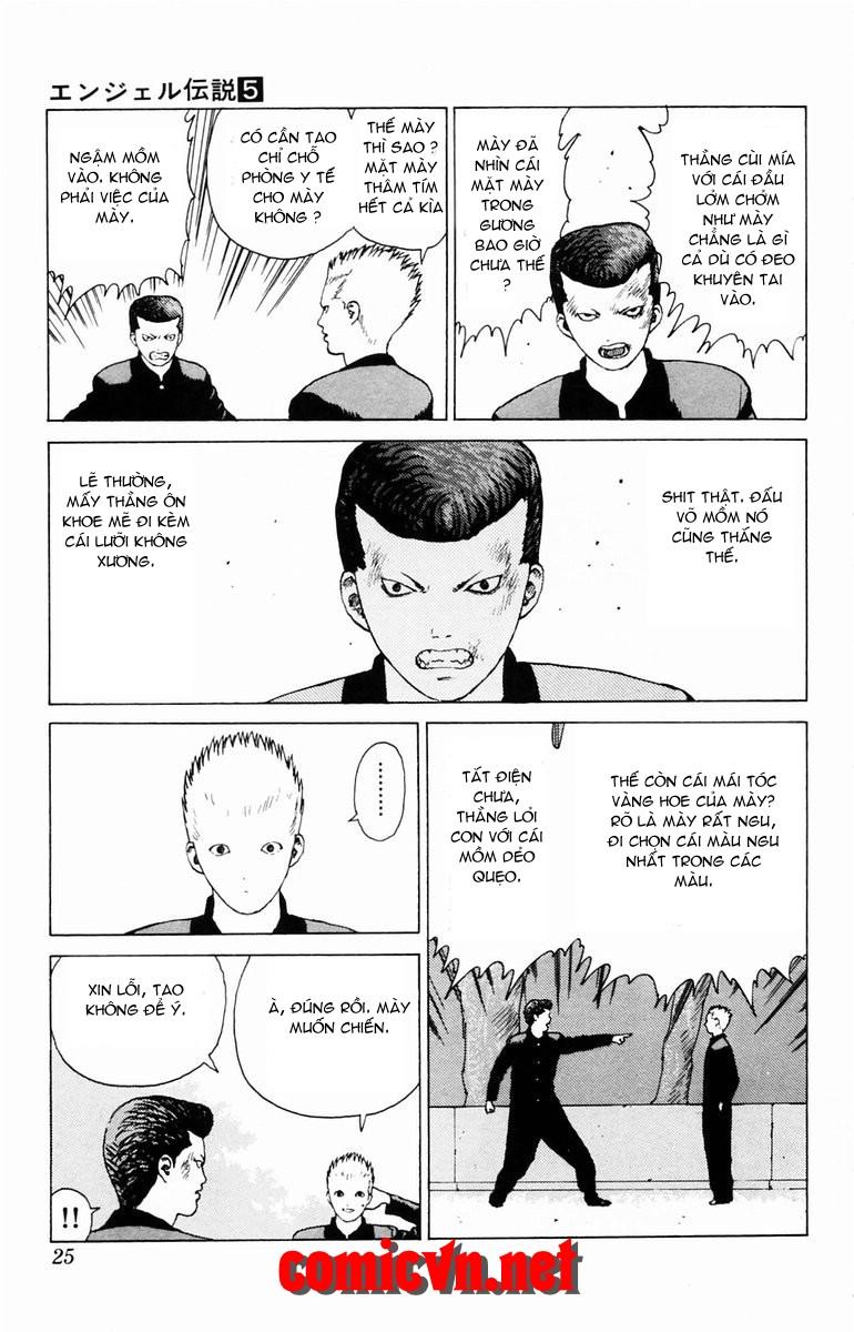 Angel Densetsu chap 22 - Trang 21