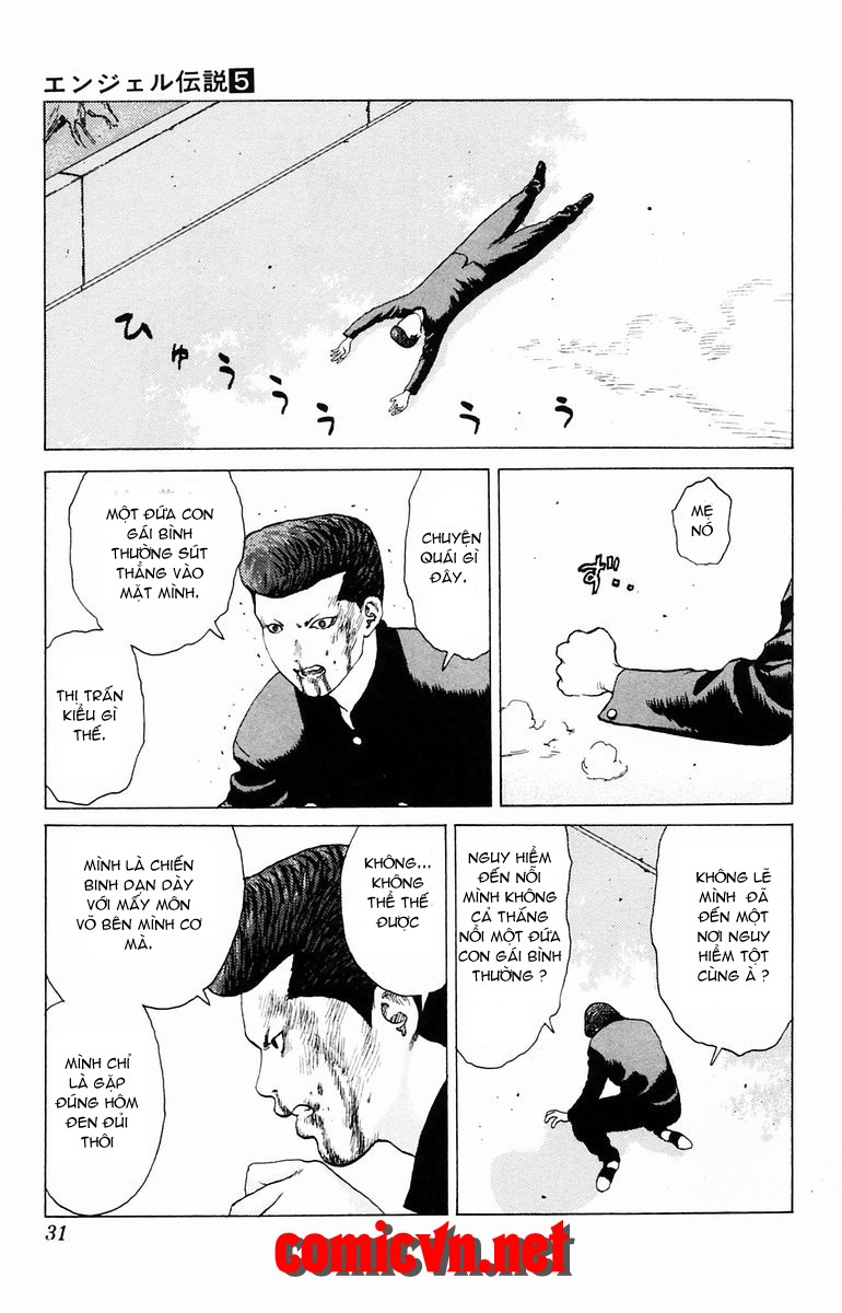 Angel Densetsu chap 22 - Trang 27