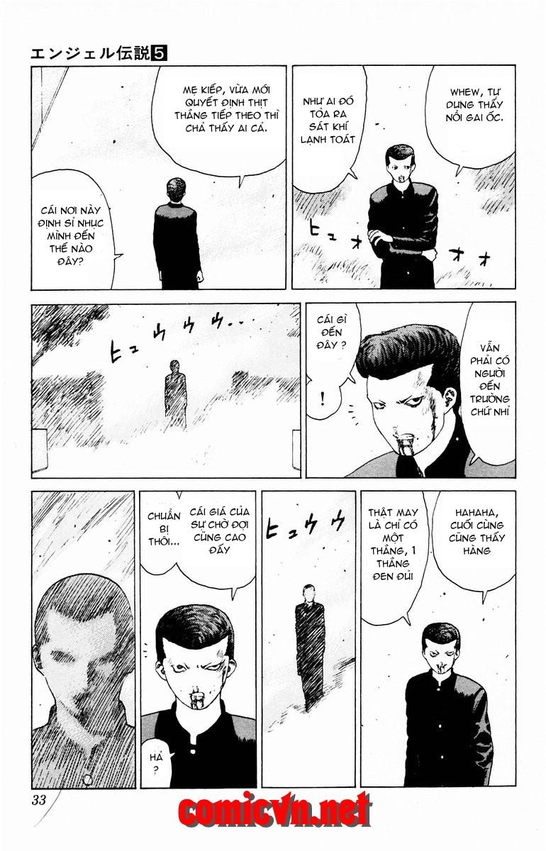 Angel Densetsu chap 22 - Trang 29