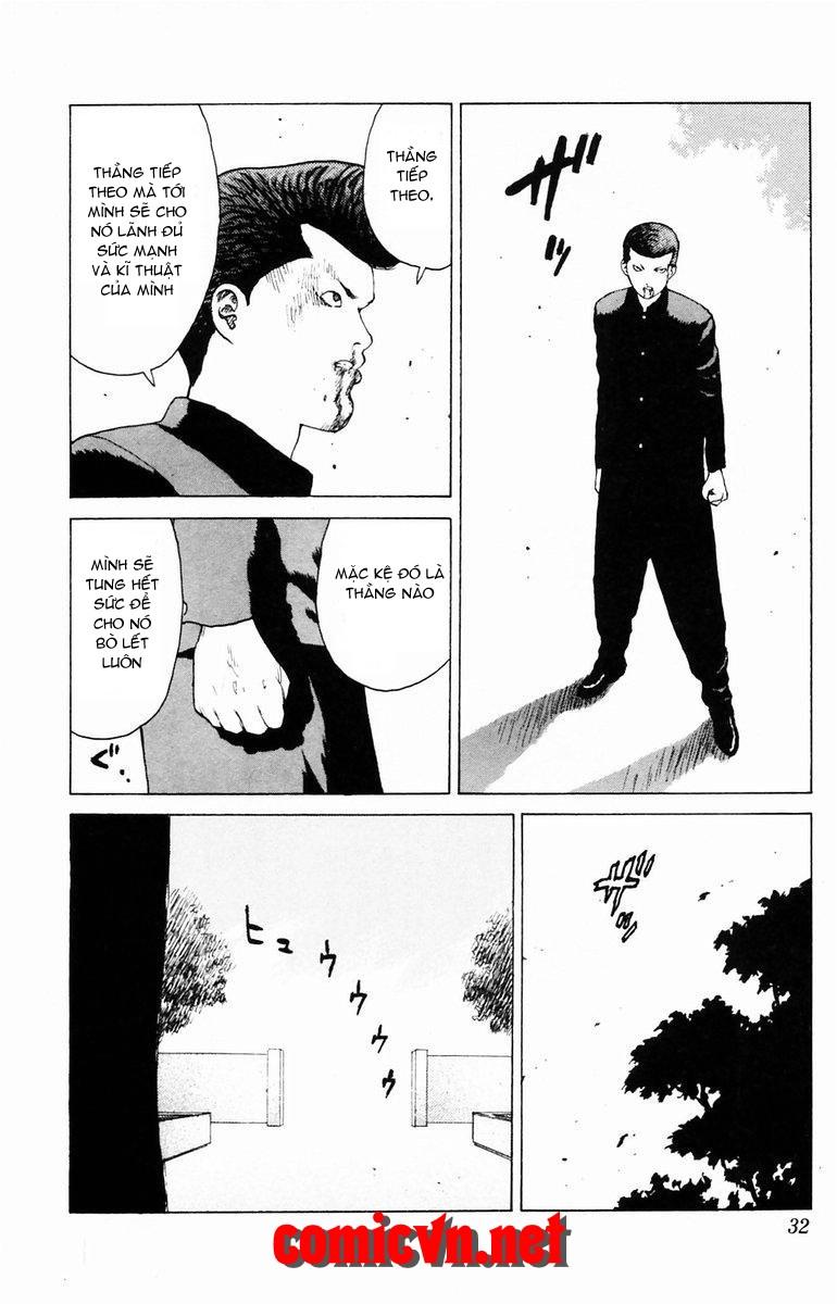 Angel Densetsu chap 22 - Trang 28
