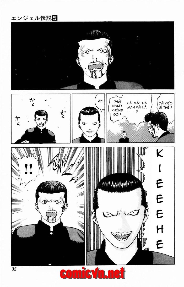 Angel Densetsu chap 22 - Trang 31