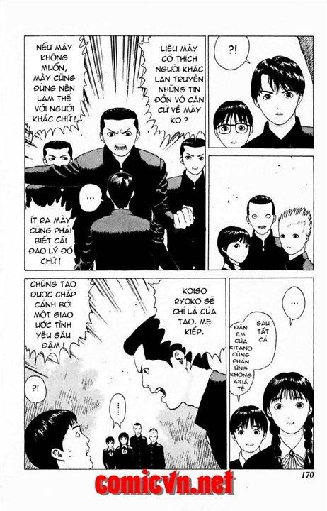 Angel Densetsu chap 17 - Trang 23