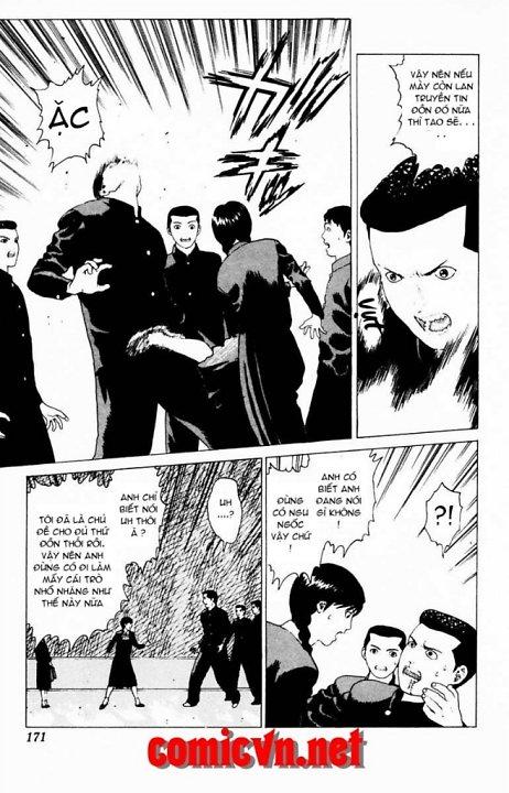 Angel Densetsu chap 17 - Trang 24