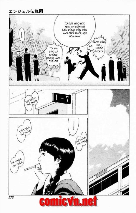 Angel Densetsu chap 17 - Trang 26