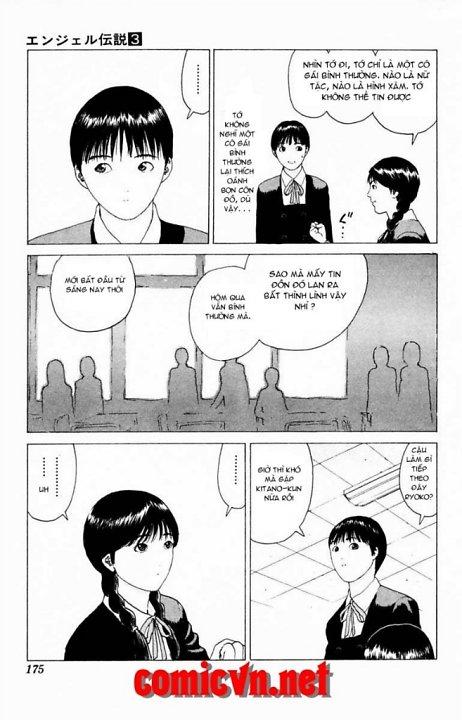 Angel Densetsu chap 17 - Trang 28