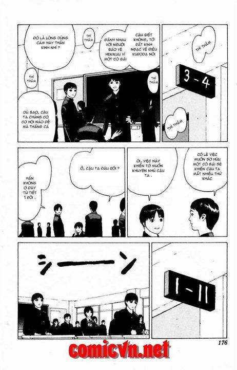 Angel Densetsu chap 17 - Trang 29