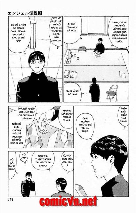 Angel Densetsu chap 17 - Trang 4