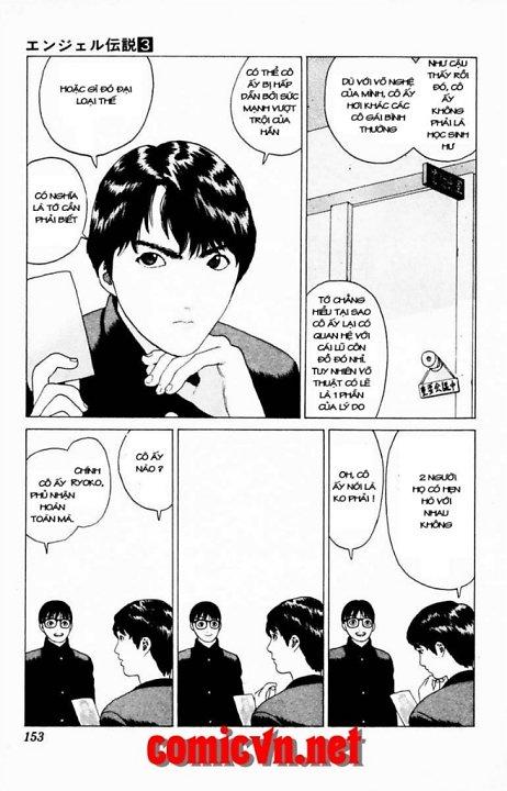 Angel Densetsu chap 17 - Trang 6
