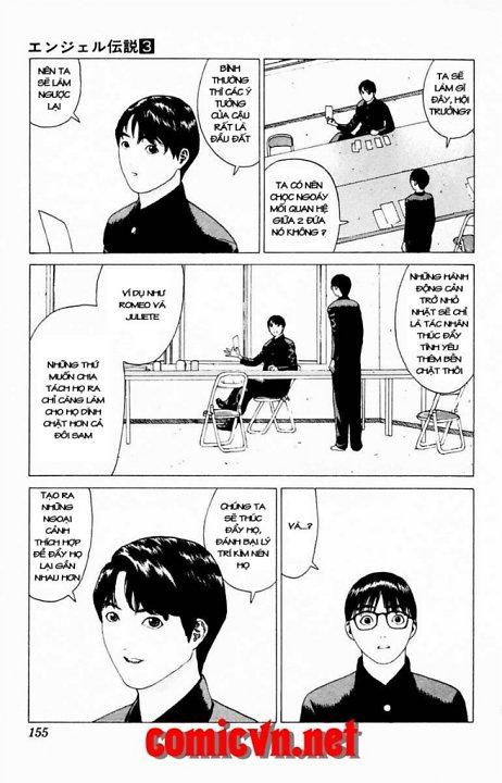 Angel Densetsu chap 17 - Trang 8