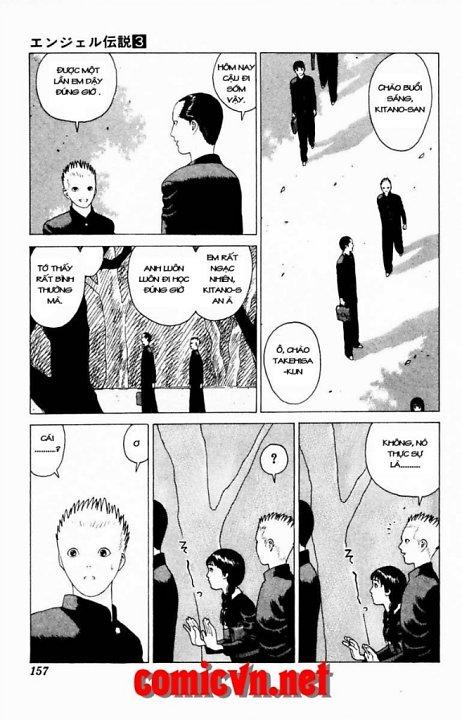 Angel Densetsu chap 17 - Trang 10