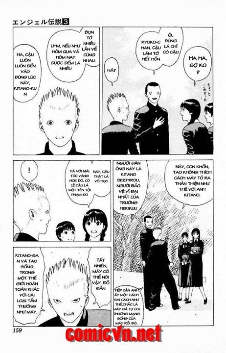 Angel Densetsu chap 17 - Trang 12