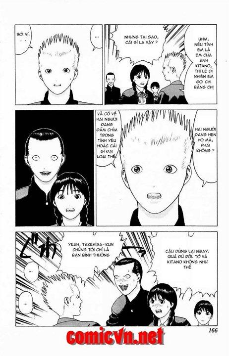 Angel Densetsu chap 17 - Trang 19