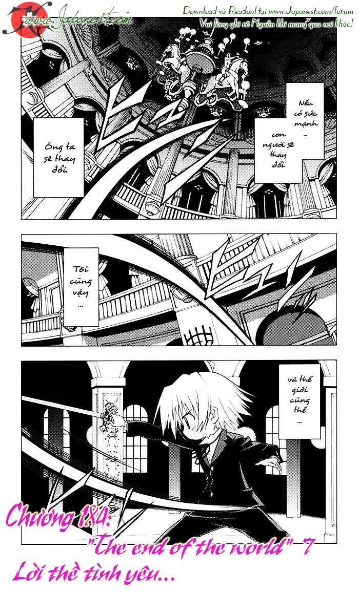 Hayate No Gotoku! trang 2