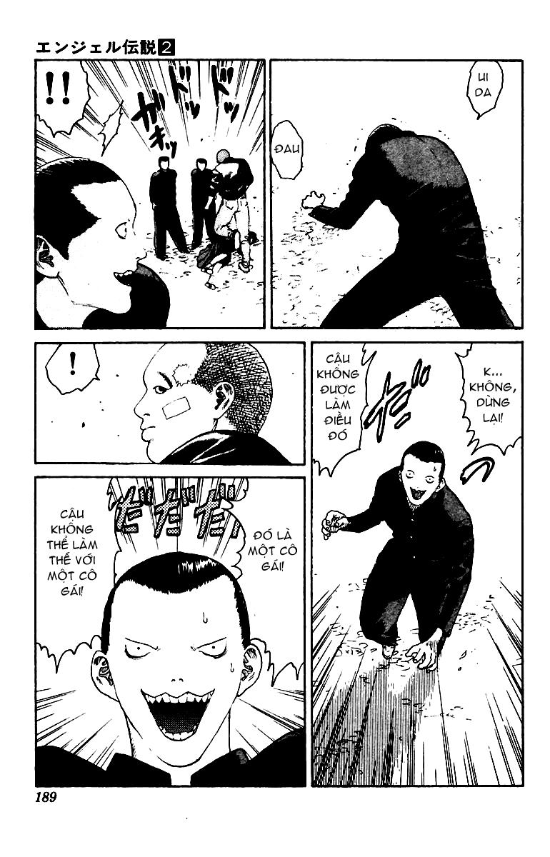 Angel Densetsu chap 12 - Trang 13