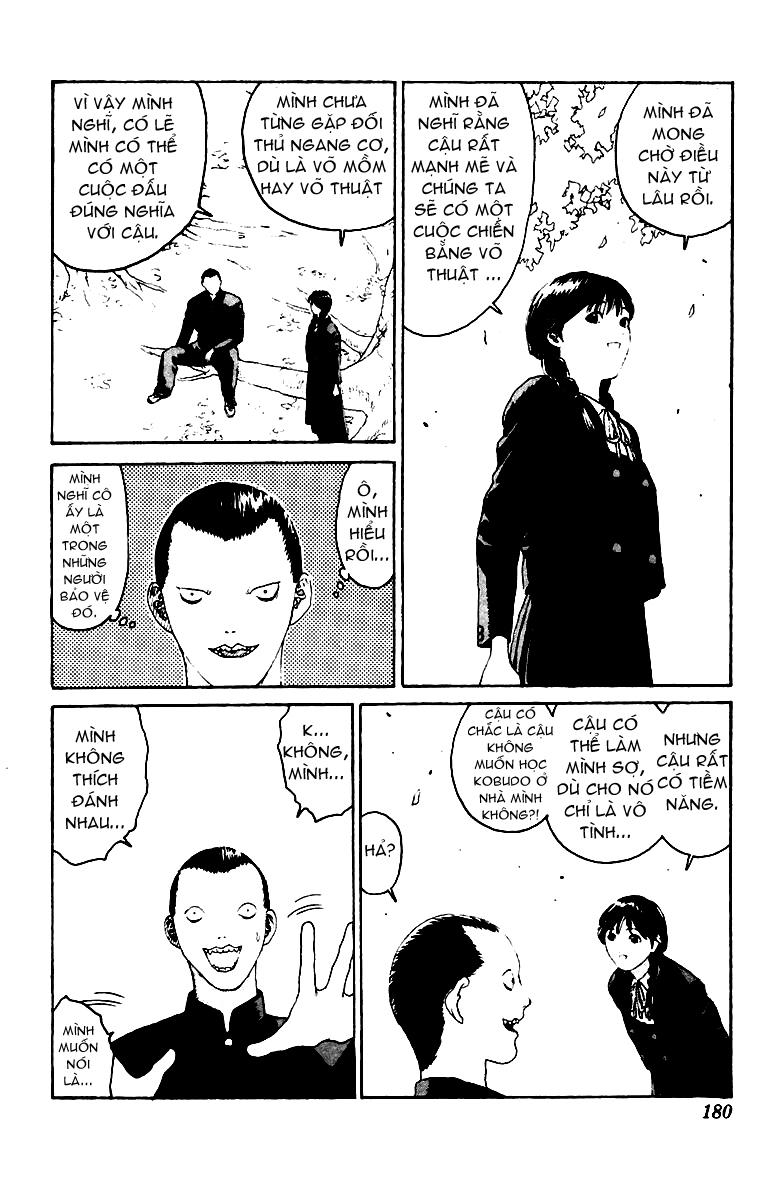 Angel Densetsu chap 12 - Trang 4