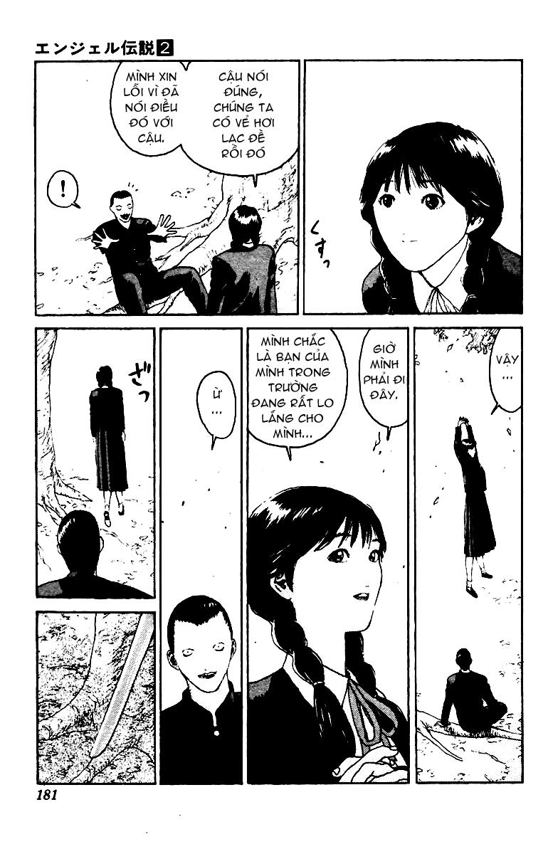 Angel Densetsu chap 12 - Trang 5