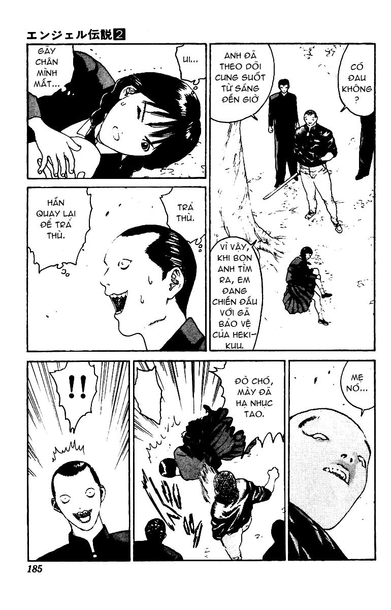 Angel Densetsu chap 12 - Trang 9