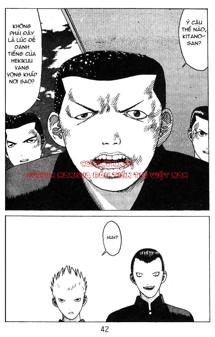 Angel Densetsu chap 14 - Trang 3