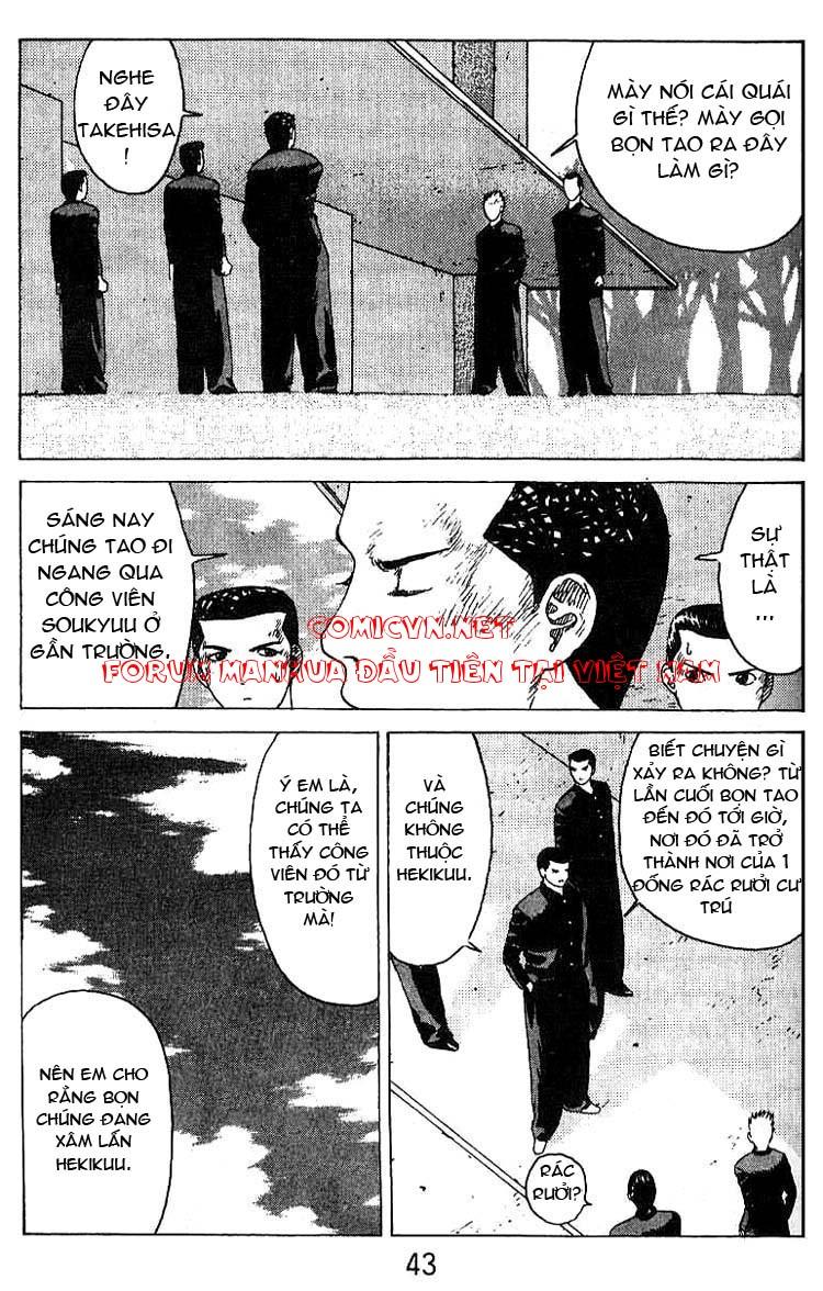 Angel Densetsu chap 14 - Trang 4
