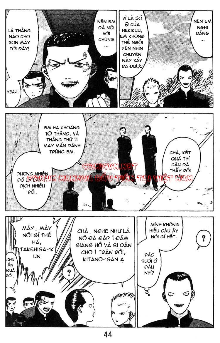 Angel Densetsu chap 14 - Trang 5