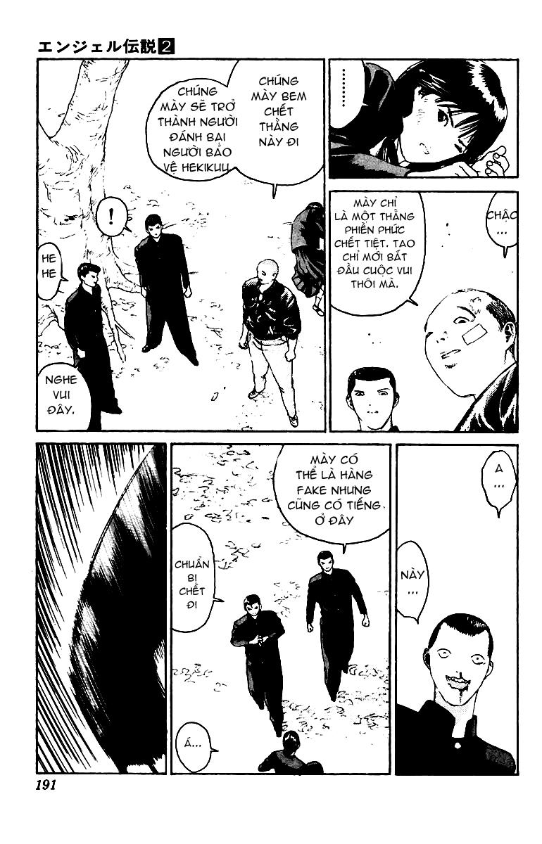 Angel Densetsu chap 12 - Trang 15