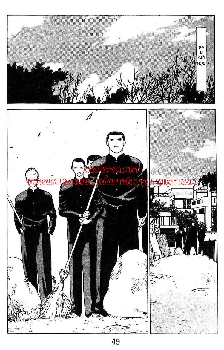 Angel Densetsu chap 14 - Trang 10