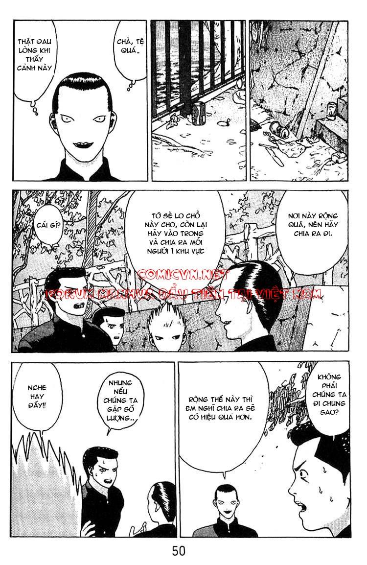 Angel Densetsu chap 14 - Trang 11