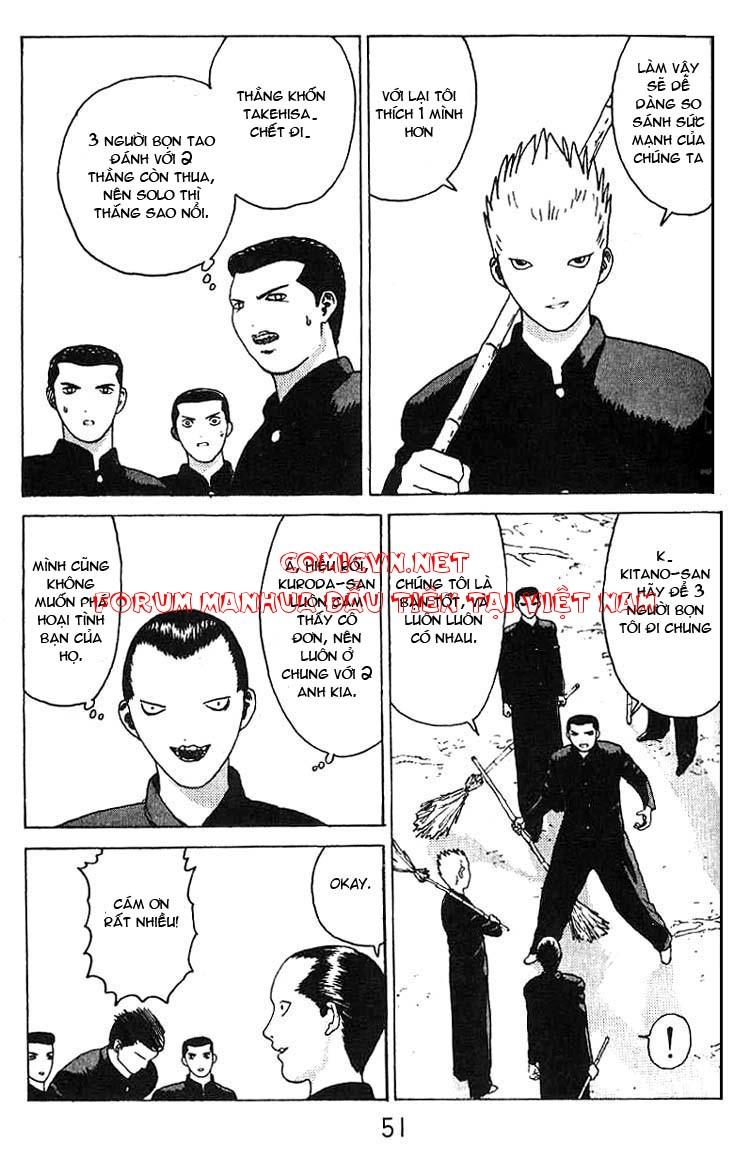 Angel Densetsu chap 14 - Trang 12