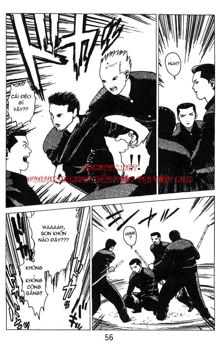 Angel Densetsu chap 14 - Trang 17