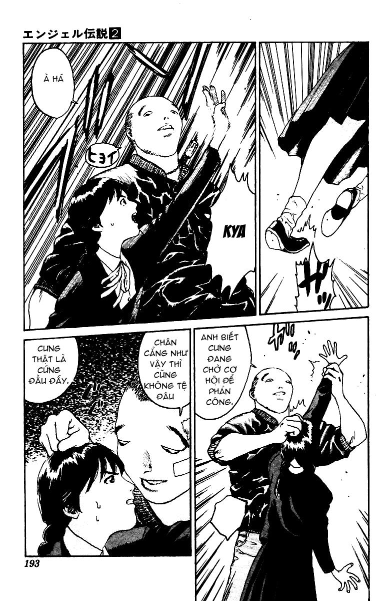 Angel Densetsu chap 12 - Trang 17
