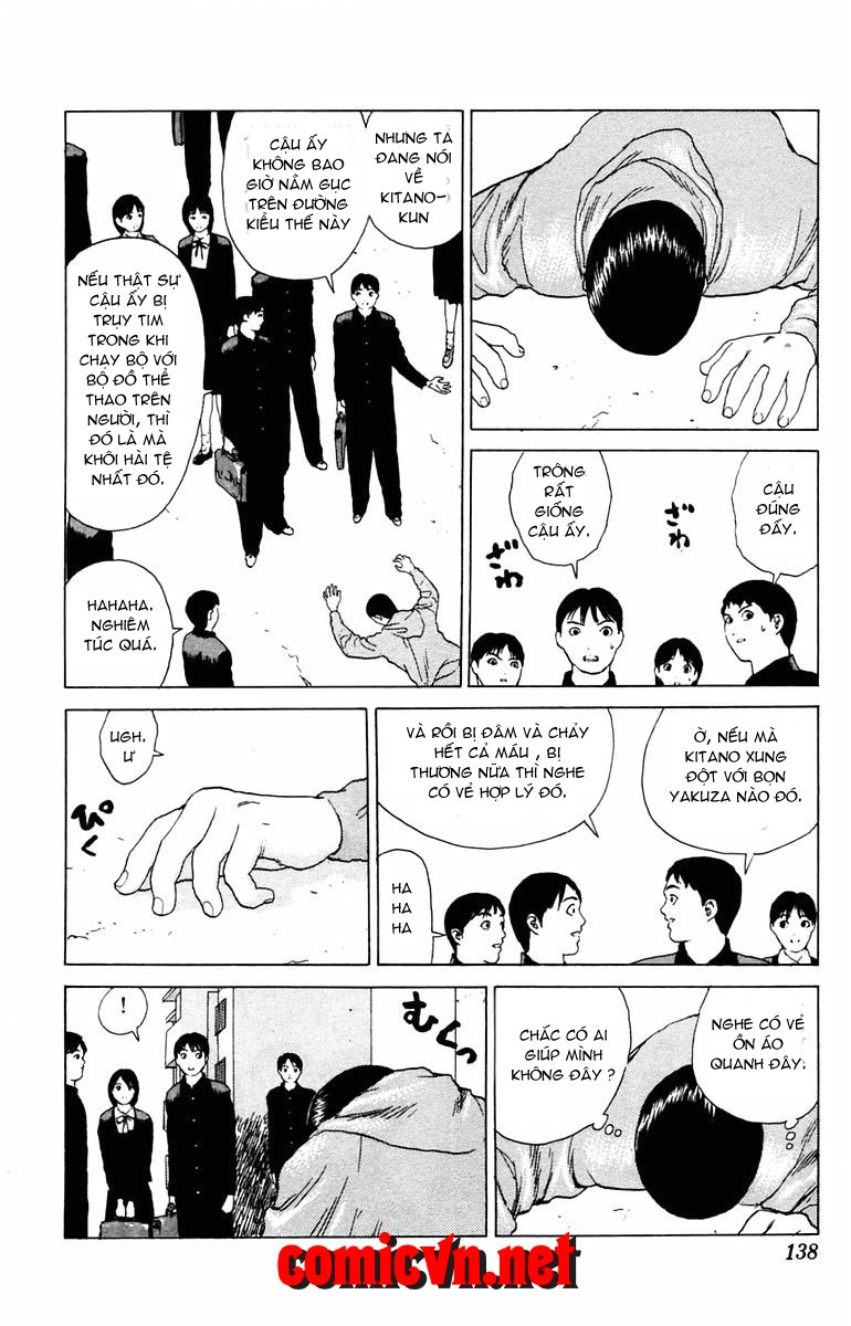 Angel Densetsu chap 21 Trang 18 - Mangak.info