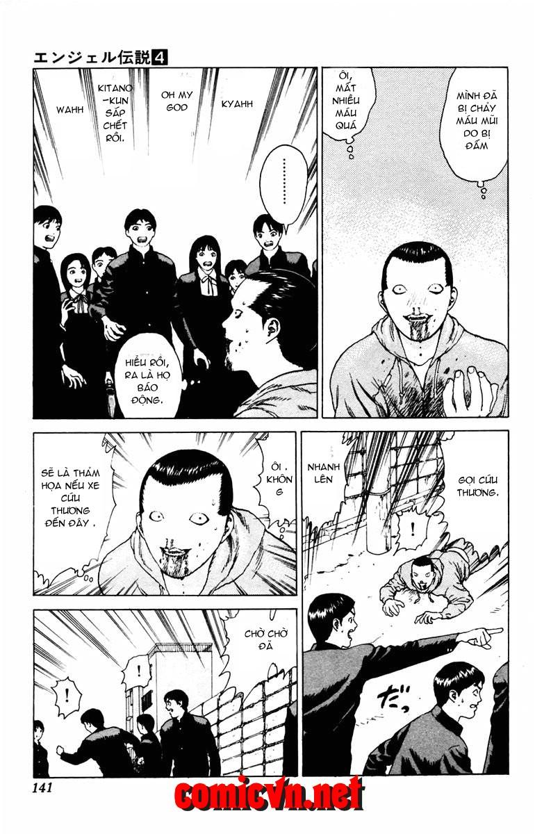 Angel Densetsu chap 21 Trang 21 - Mangak.info