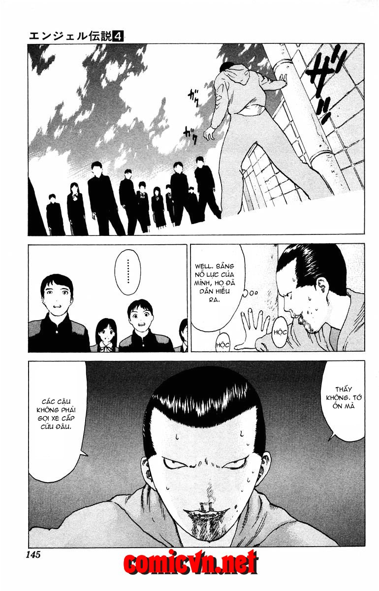 Angel Densetsu chap 21 Trang 25 - Mangak.info