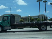 Flat Bed Trucks Cause Injury Too