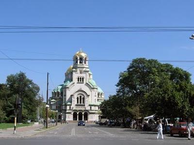 sofia catedral alexander nevsky