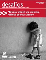 Maltrato Infantil: una dolorosa realidad