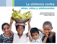 Estudio de Violencia contra niños, niñas y adolescentes
