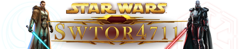"SWTOR4711 - Der ""Star Wars: The Old Republic""-Blog"
