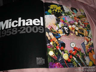 Michael Jackson, Time Magazine